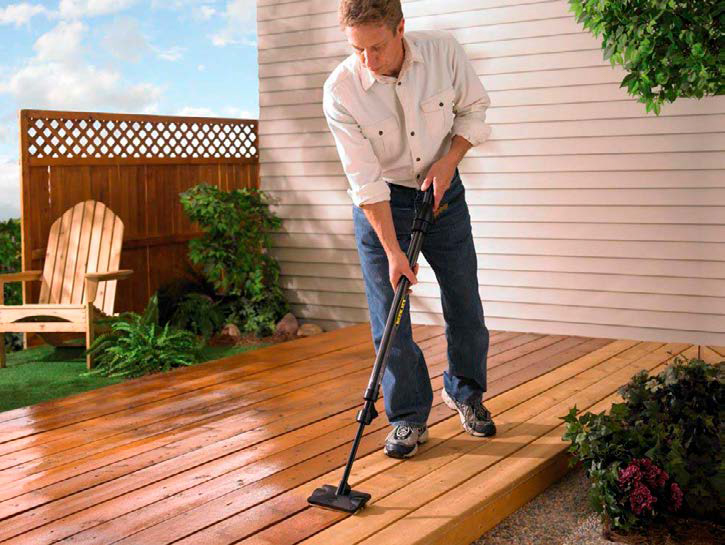 Decking Oil & Wood Cleaner