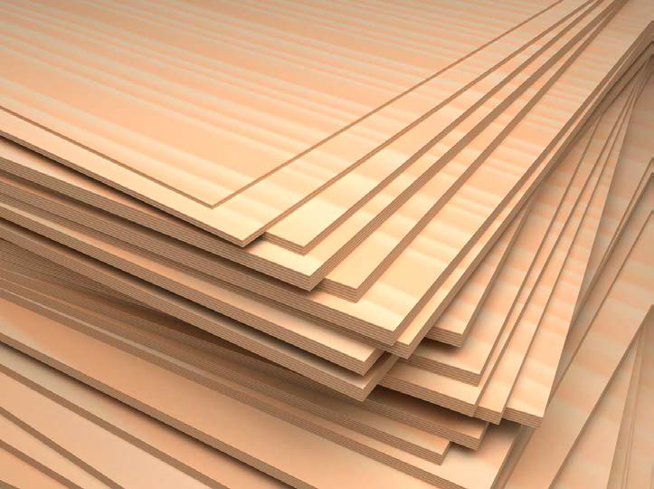 Plywood, MDF, Particle Board & Flooring