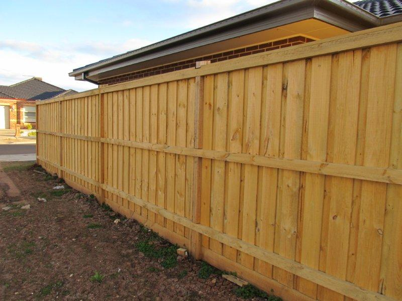Mornington Timber Fencing Package