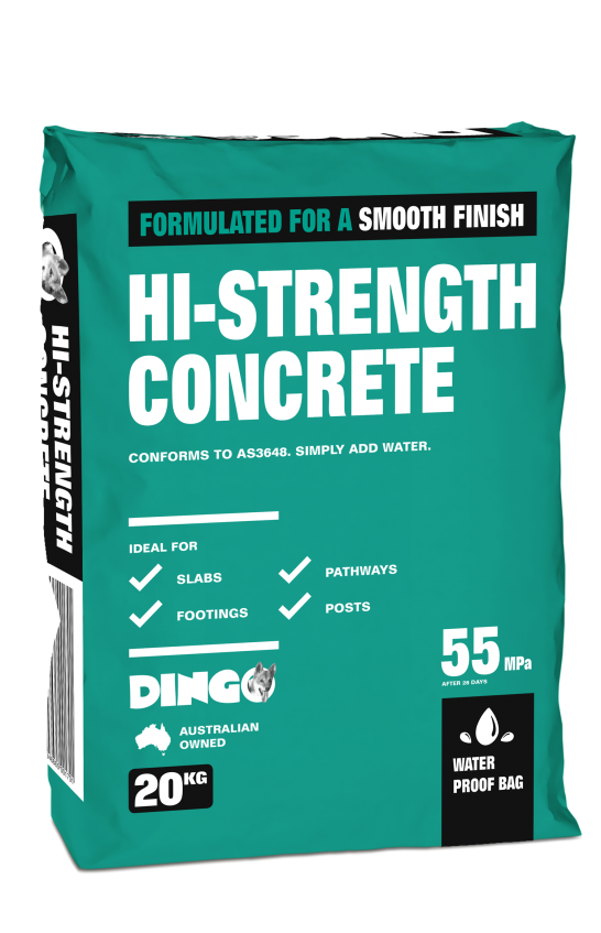 Hi-Strength Concrete